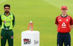 ENG VS PAK टी-20 सीरीज: दोनों टीमों के बीच पहला मैच आज, पाकिस्तान के पास इंग्लैंड में 4 साल बाद सीरीज जीतने का मौका