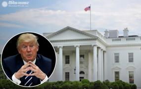 अमेरिका: व्हाइट हाउस के बाहर हुई फायरिंग, सुरक्षित स्थान पर पहुंचाए गए राष्ट्रपति ट्रंप