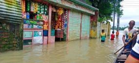 बांग्लादेश में बाढ़ की स्थिति सुधरी