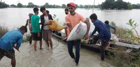 बिहार में गंगा भी अब उफान पर, गंडक ने फिर बढ़ाई लोगों की परेशानी