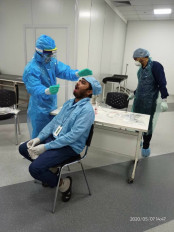 गौतमबुद्धनगर : कोरोना संक्रमण से 65 पुलिसकर्मी ठीक हुए, अन्य 10 का उपचार जारी