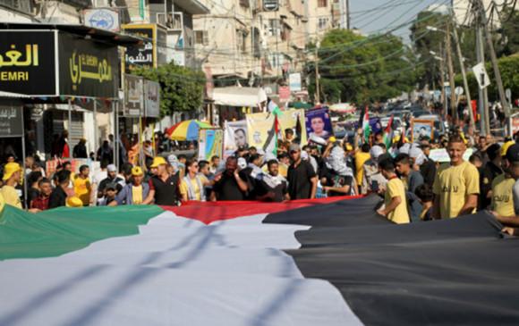 गाजा गुटों ने इजरायल की नाकेबंदी खत्म करने की कसम खाई