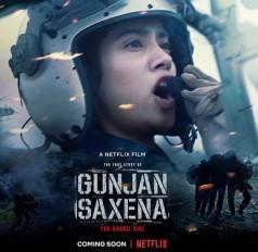 गुंजन सक्सेना : द कारगिल गर्ल में लिंगभेद के चलते वायु सेना ने जताई आपत्ति