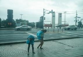 दक्षिण कोरिया में भारी वर्षा, मरने वालों की संख्या 21 पहुंची