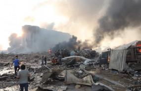 Video: लेबनान में शक्तिशाली विस्फोट, दर्जनों लोगों के मारे जाने की और सैकड़ों के घायल होने की आशंका
