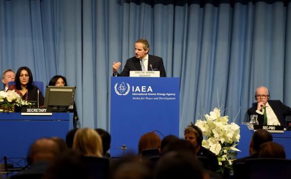 आईएईए प्रमुख अगले सोमवार को तेहरान दौरे पर जाएंगे