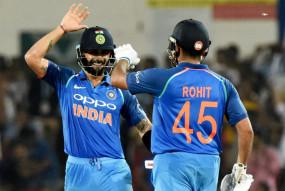 ICC rankings: विराट कोहली, रोहित शर्मा वनडे में टॉप पर, केएल राहुल T-20 में दूसरे स्थान पर