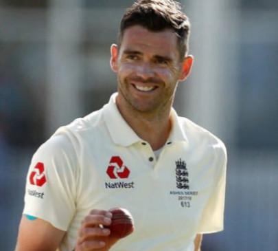 आईसीसी टेस्ट रैंकिंग :  शीर्ष-10 में लौटे एंडरसन, क्राले को भी फायदा