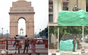स्वतंत्रता दिवस: दिल्ली में बढ़ाई गई सुरक्षा, चप्पे-चप्पे पर निगरानी, इन इलाकों में ट्रैफिक डायवर्जन