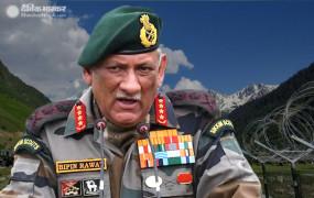 लद्दाख LAC विवाद: CDS बिपिन रावत बोले- अगर चीन से बातचीत फेल हुई तो सैन्य विकल्प तैयार