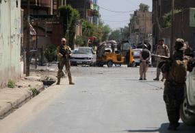 अफगानिस्तान में जेल पर आईएस का हमला, 21 की मौत