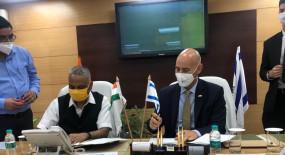 इजरायल ने उत्तर प्रदेश के साथ जल सहयोग समझौते पर हस्ताक्षर किए