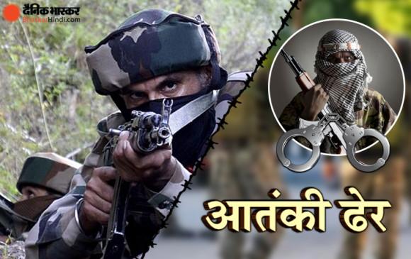 जम्मू-कश्मीर: बारामुला में एनकाउंटर, सुरक्षाबलों ने एक आतंकी को किया ढेर