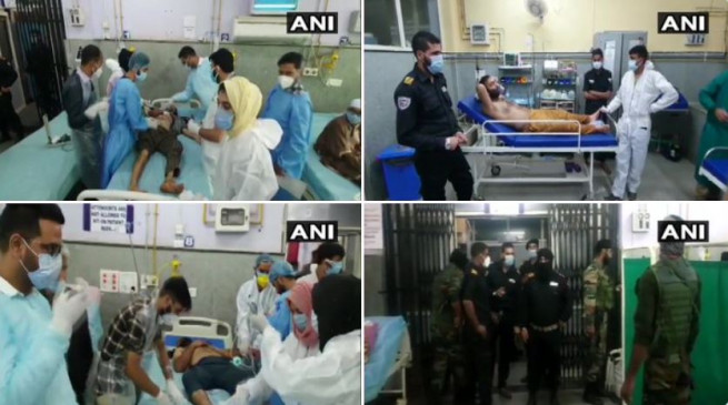 J&K: बारामूला में सेना पर ग्रेनेड अटैक, निशाना चूका, 6 नागरिक घायल, कश्मीर में लश्कर के 3 आतंकी गिरफ्तार