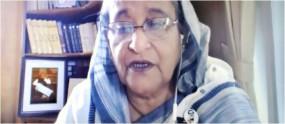 खालिदा जिया और उसका बेटा मुझे मारना चाहते थे : हसीना