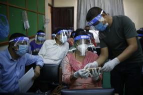 नेपाल में दर्ज किए गए 1 दिन में कोविड-19 से सर्वाधिक मौतें