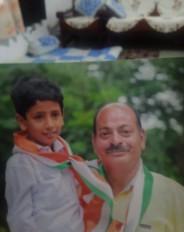इंदौर के मुस्लिम परिवार में है कृष्णा!