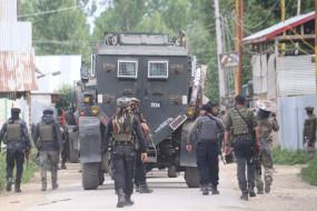 जम्मू-कश्मीर में लश्कर के आतंकी मॉड्यूल का भंडाफोड़, 6 गिरफ्तार
