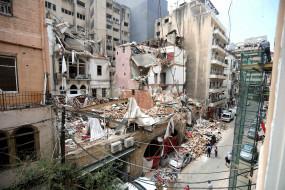 बेरुत के विस्फोटों के बाद लेबनान को मिली और विदेशी मदद