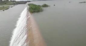 विदर्भ में भारी वर्षा से जनजीवन प्रभावित, गड़चिरोली में बाढ़ की स्थिति बरकरार