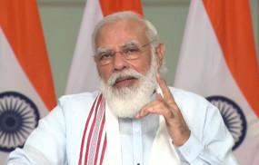 उद्घाटन कार्यक्रम: PM बोले- बुंलेदखंड में गूंजेगा 'जय जवान, जय किसान और जय विज्ञान' का मंत्र