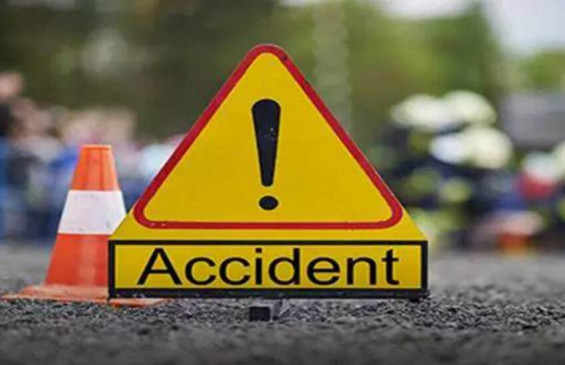 मप्र: नरसिंहपुर में ट्रक पलटने से एक ही परिवार के चार सदस्यों की मौत, रक्षाबंधन मनाने जा रहे थे सभी