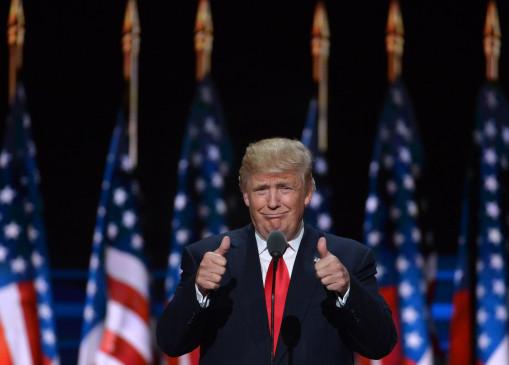 ट्रंप के चुनाव नामांकन में मीडिया की मौजूदगी पर प्रतिबंध रहेगा