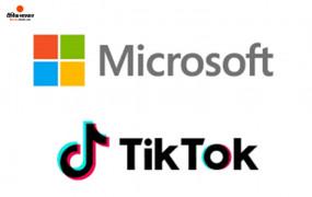 TikTok को खरीद सकती है माइक्रोसॉफ्ट, आज डील फाइनल होना संभव