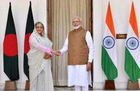 मोदी ने बांग्लादेश की प्रधानमंत्री को ईद-उल-अजहा की शुभकामनाएं भेजीं