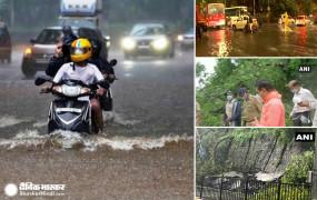 Mumbai Rains: भारी बारिश से बेहाल मुंबई, टूटा 46 साल का रिकॉर्ड, नायर अस्पताल में भरा पानी, सड़कें बनीं समंदर