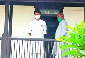 नागपुर : ज्योतिरादित्य सिंधिया संघ मुख्यालय पहुंचे