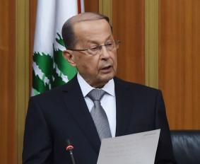 बेरूत विस्फोटों की जांच में कोई देरी नहीं: लेबनान के राष्ट्रपति