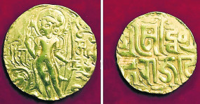 अकबर ने नहीं विग्रहराज नेबनवाई थी श्रीराम की तस्वीर वाली पहली स्वर्ण मुद्रा