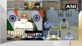Meeting: पीएम मोदी ने असम,केरल समेत बाढ़ प्रभावित 6 राज्यों के मुख्यमंत्रियों के साथ की समीक्षा बैठक