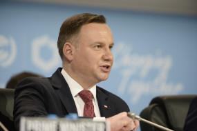 पोलैंड के राष्ट्रपति एंड्रेज डूडा ने दूसरे कार्यकाल के लिए शपथ ली