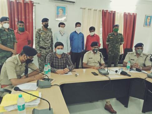 चिटफंड कंपनी के खिलाफ पुलिस सख्त, तीन आरोपी धराए