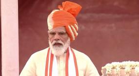 Independence Day: लाल किले की प्रचीर से बोले PM मोदी- भारत की संप्रभुता की रक्षा के लिए हम क्या कर सकते हैं, ये लद्दाख में दुनिया ने देख लिया