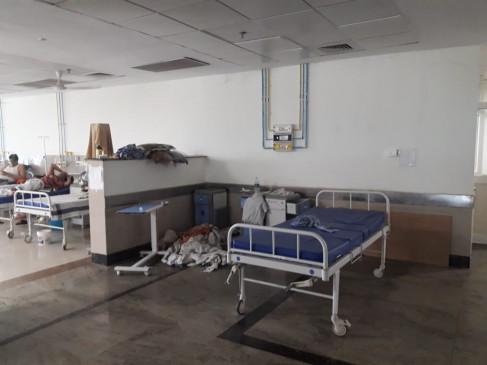 कोविड का इलाज कर रहे सेंटर्स की हकीकत , मिल रही शिकायतें