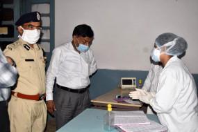 एसडीएम पॉजिटिव, शहडोल जिले में कोरोना का शतक - पिछले 24 घंटों में 16 नए मरीज मिले, एक्टिव केस हुए 49
