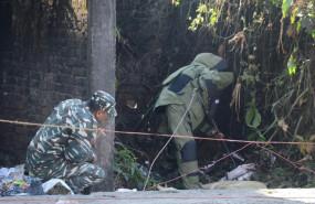 सुरक्षा बलों ने नाकाम की साजिश, पट्टन इलाके में डिफ्यूज किया आइईडी