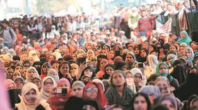आरोप: AAP ने कहा, शाहीन बाग प्रदर्शन के पीछे बीजेपी का हाथ, चुनावी फायदा लेने के लिए तैयार की थी स्क्रिप्ट