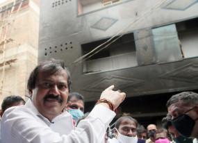 बेंगलुरू के विधायक ने कहा, मेरे घर पर भीड़ ने हमला क्यों किया?