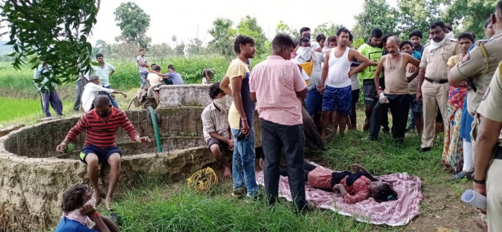 दुष्कर्म का शिकार युवती ने खेत के कुएं में दे दी जान