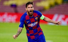 UEFA चैम्पियंस लीग 2020: बार्सिलोना लगातार 13वीं बार लीग के क्वार्टर फाइनल में, नेपोली को 3-1 से हराया