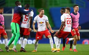 UEFA चैम्पियंस लीग 2020:लिपजिग पहली बार लीग के सेमीफाइनल में पहुंचा, क्वार्टर फाइनल में एटलेटिको मैड्रिड को 2-1 से हराया