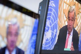 संयुक्त राष्ट्र प्रमुख ने की नफरत, भेदभाव खत्म करने की अपील