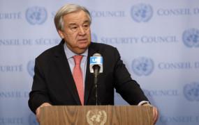 संयुक्त राष्ट्र के प्रमुख ने युवाओं में अधिक निवेश का आह्वान किया