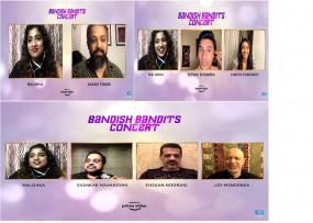 बंदिश बैंडिट्स का लाइव कॉन्सर्ट लोगों के लिए वर्चुअल ट्रीट