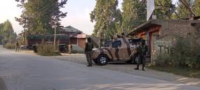 कश्मीर मुठभेड़ में 2 आतंकवादी मारे गए (लीड-1)
