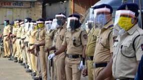 24 घंटों में संक्रमित हुए 247 पुलिसकर्मी, कोरोना पॉजिटिव पुलिसकर्मियों की संख्या हुई 20 हजार